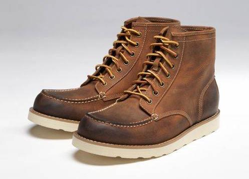 обувь лесоруба