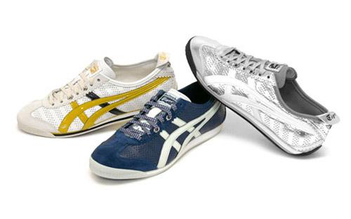 три типа кроссовок