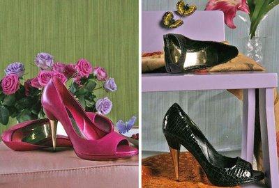 три вида обуви