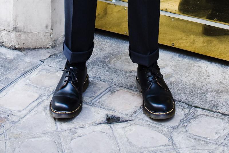 мужские ботинки мартенс