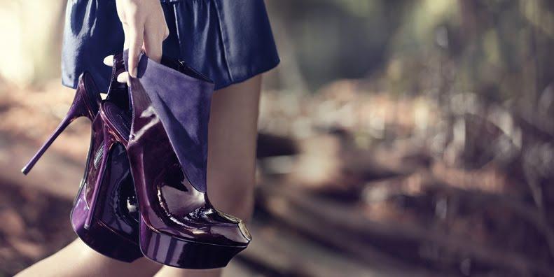 шикарные туфли и сапоги