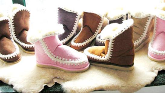модные сапоги моу
