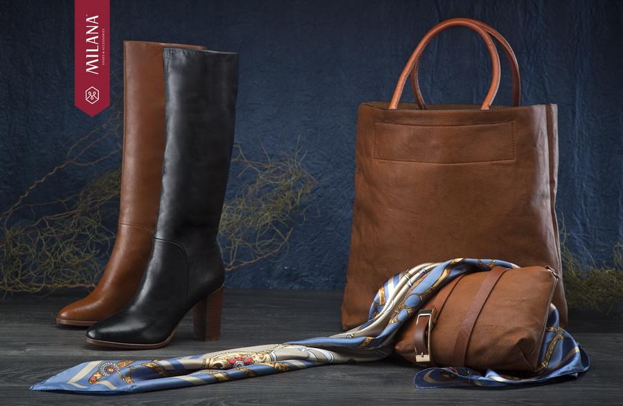 зимние сапоги и ботинки милана