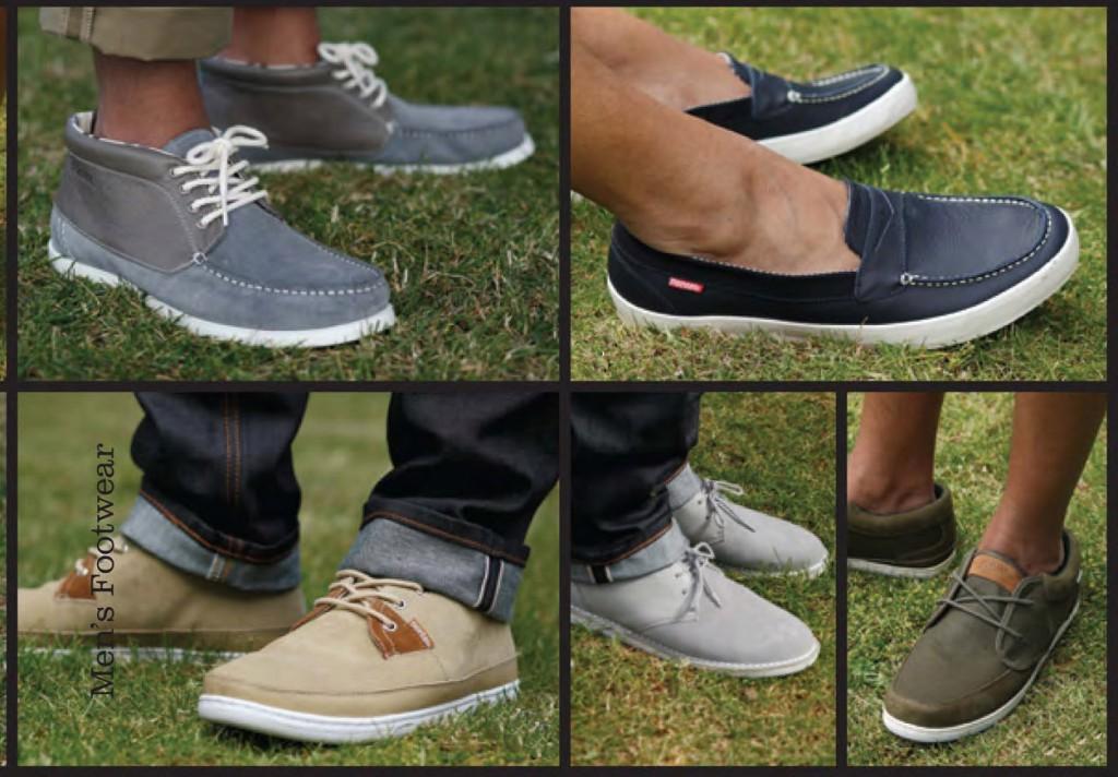 различная обувь